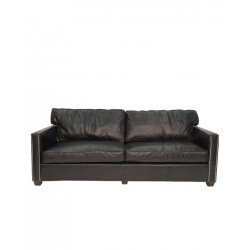 Chelsea 3 Seater Leather Sofa