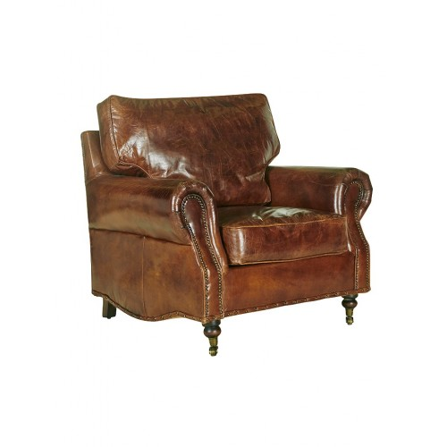 Kensington Leather Armchair