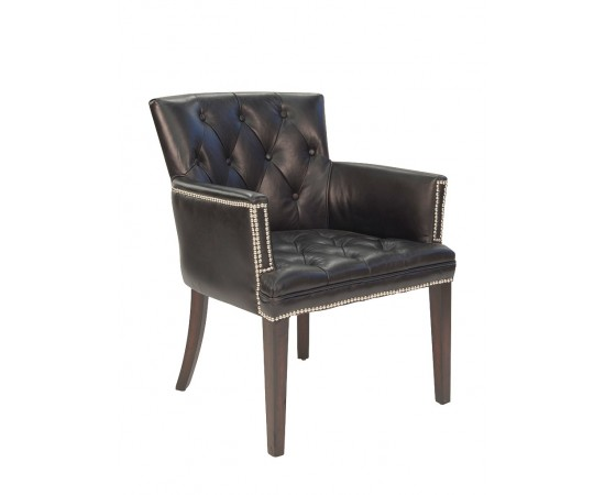Ballard Leather Chair