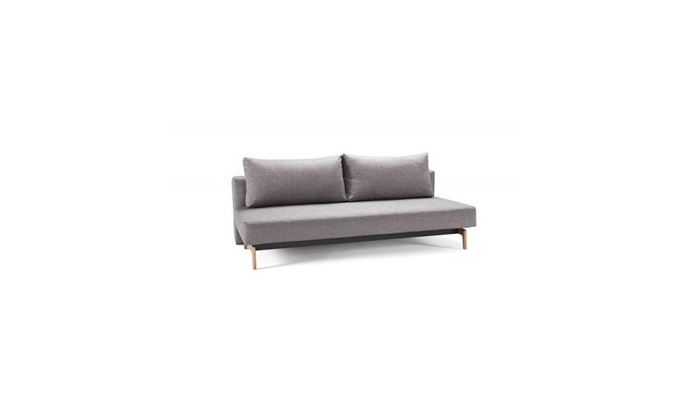 Trym sleek double sofa bed for Sleek sofa bed