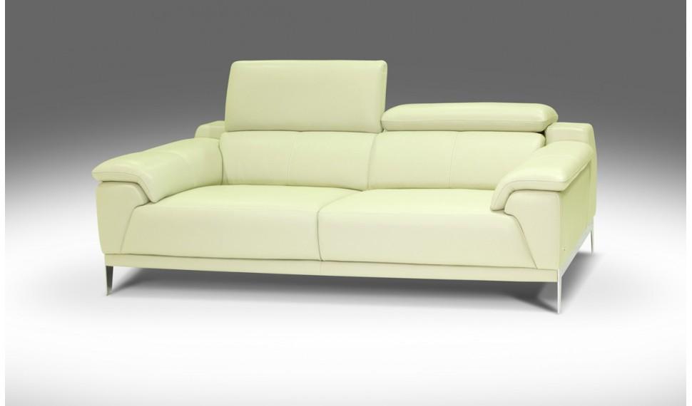 Winston 3 Seater Leather Sofa