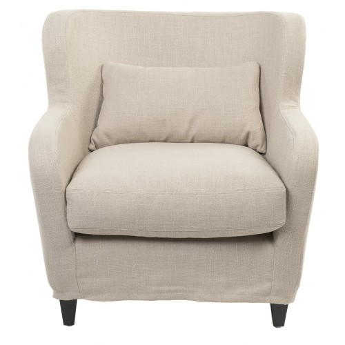 Polo Fabric Armchair