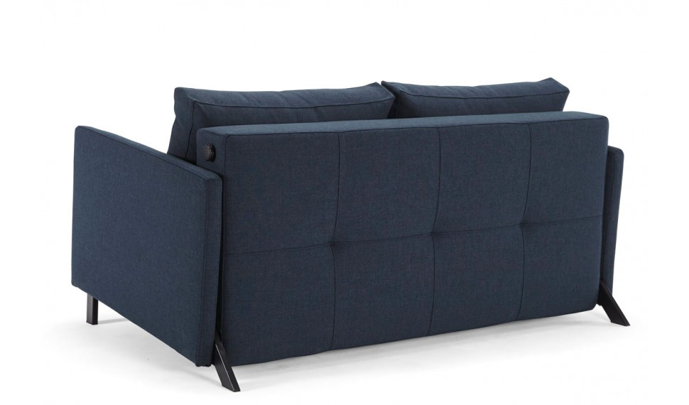 Cubed 140 Sofa Bed With Arms