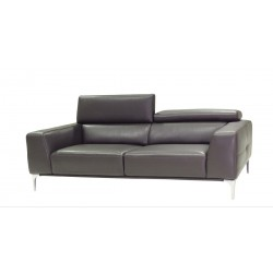 Muse Alberta Leather Sofa