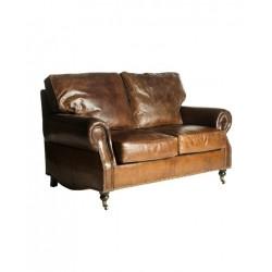 Kensington 2 Seater Leather Sofa