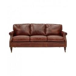 Winchester 3 Seater Genuine Leather Sofa