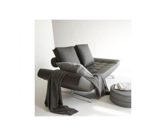 Ghia Leather Sofa Bed